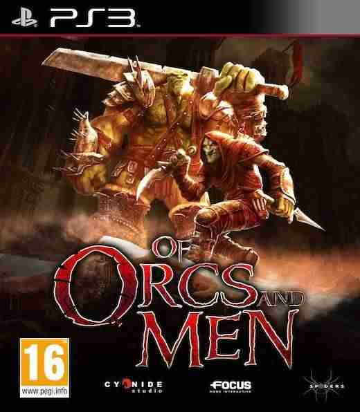 Descargar Of Orcs And Men [MULTI][Region Free][FW 4.2x][iNSOMNi] por Torrent